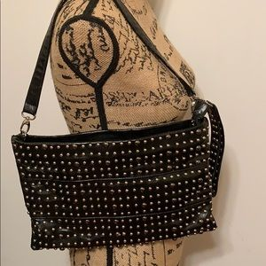 Bag with studs